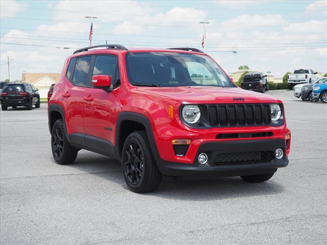 2020 Jeep Renegade ALTITUDE 4X4 Plainfield IN