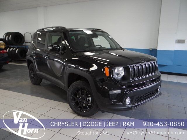 2020 Jeep Renegade ALTITUDE 4X4 Stoughton WI