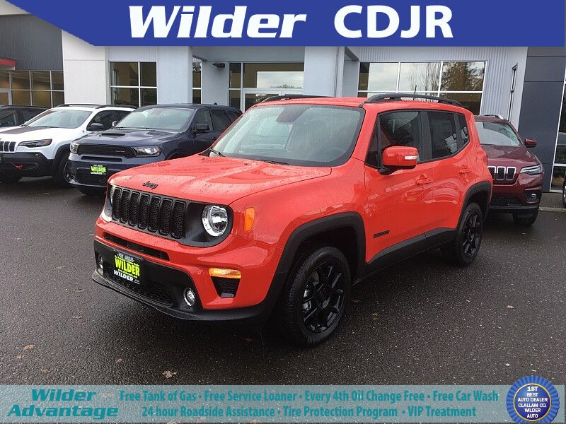 2020 Jeep Renegade ALTITUDE 4X4 Port Angeles WA