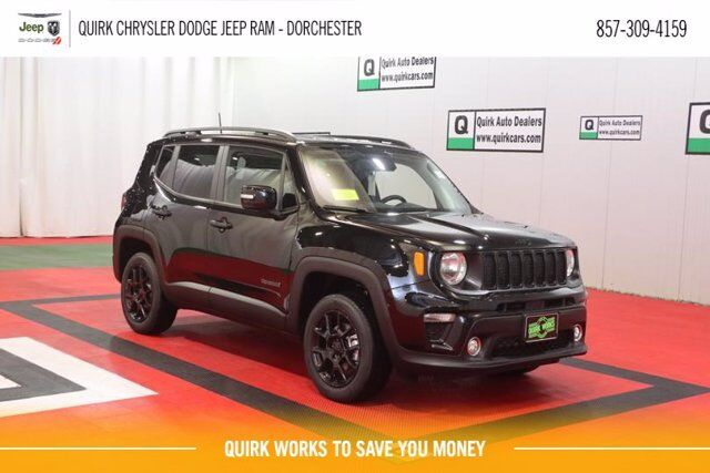 2020 Jeep Renegade ALTITUDE 4X4 Boston MA