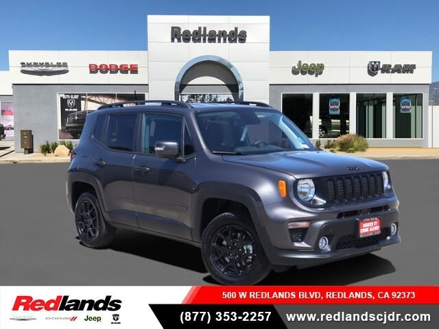 2020 Jeep Renegade ALTITUDE 4X4 Redlands CA