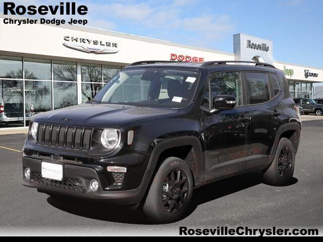 2020 Jeep Renegade ALTITUDE 4X4 Roseville MN