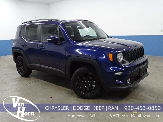 2020 Jeep Renegade ALTITUDE 4X4 Manitowoc WI