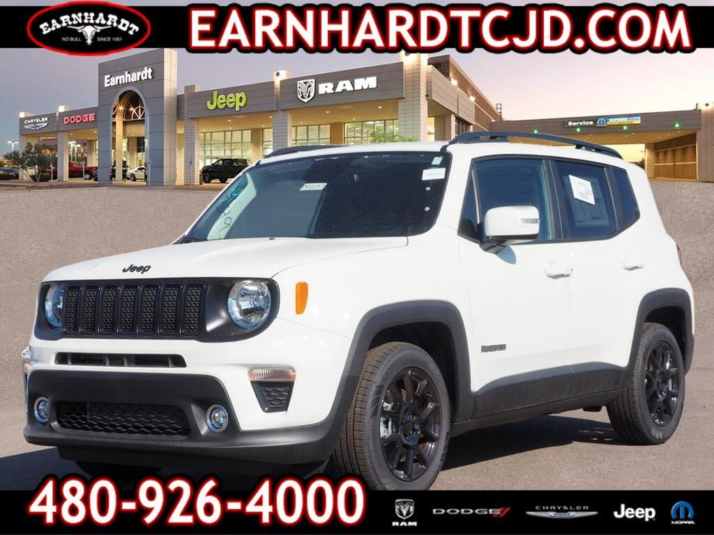 2020 Jeep Renegade ALTITUDE FWD Gilbert AZ
