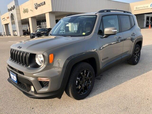 2020 Jeep Renegade ALTITUDE FWD Gonzales TX