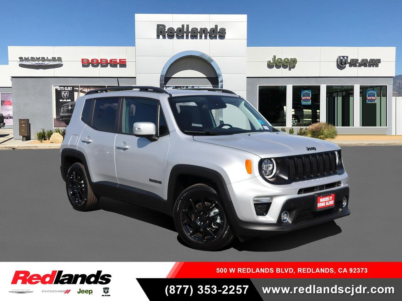 2020 Jeep Renegade ALTITUDE FWD Redlands CA