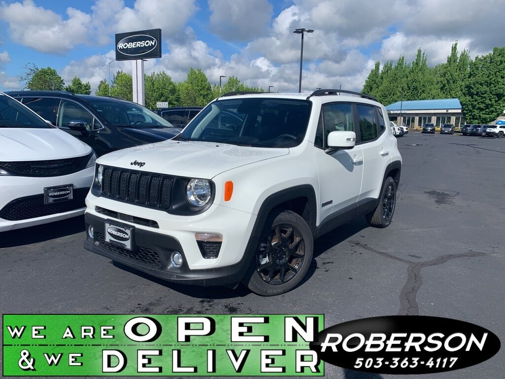 2020 Jeep Renegade ALTITUDE FWD Salem OR