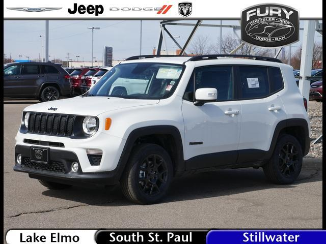 2020 Jeep Renegade Altitude 4x4 St. Paul MN