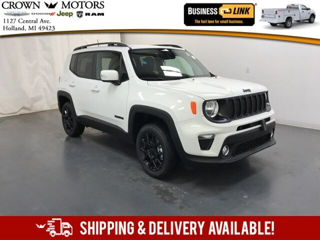 2020 Jeep Renegade Altitude Holland MI