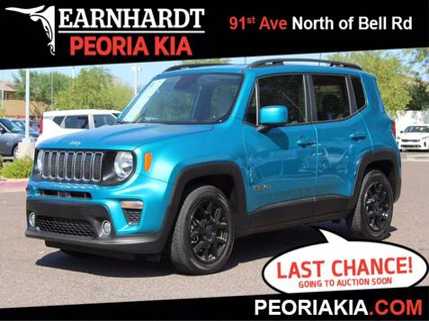 2020_Jeep_Renegade_Altitude_ Peoria AZ
