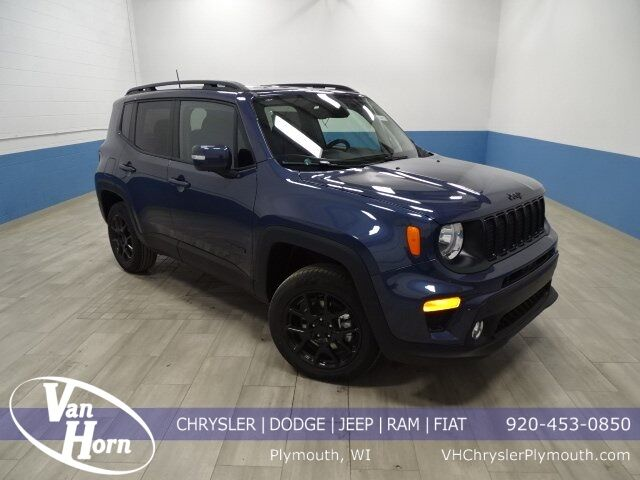 2020 Jeep Renegade Altitude Plymouth WI