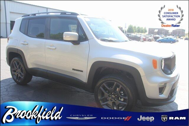 2020 Jeep Renegade HIGH ALTITUDE 4X4 Benton Harbor MI