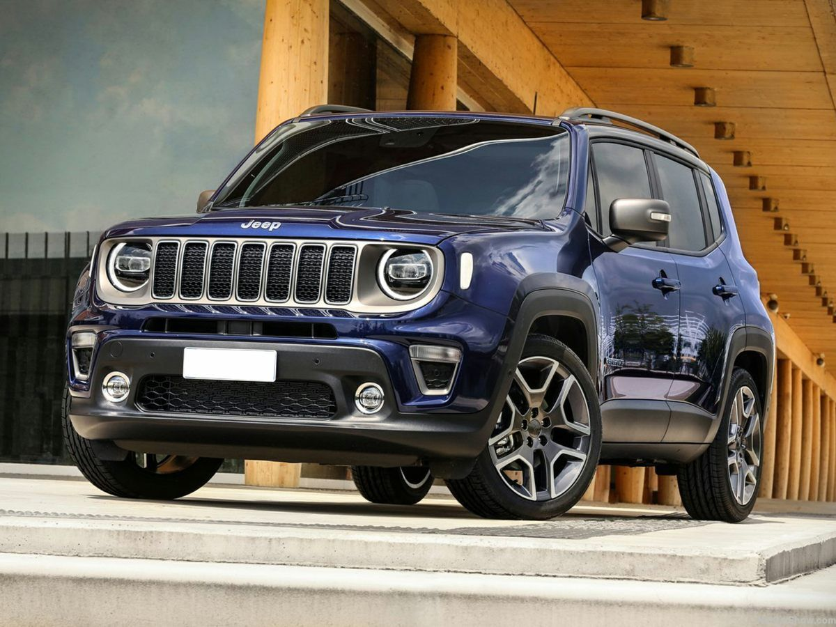 2020 Jeep Renegade HIGH ALTITUDE 4X4 Shelby OH