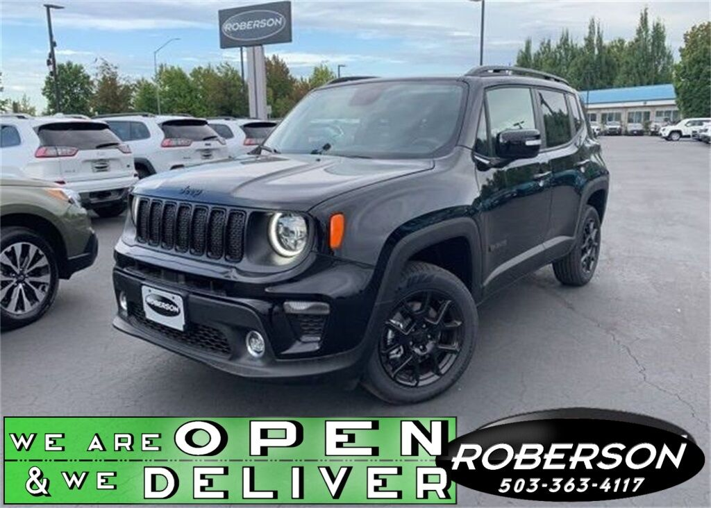 2020 Jeep Renegade HIGH ALTITUDE 4X4 Salem OR