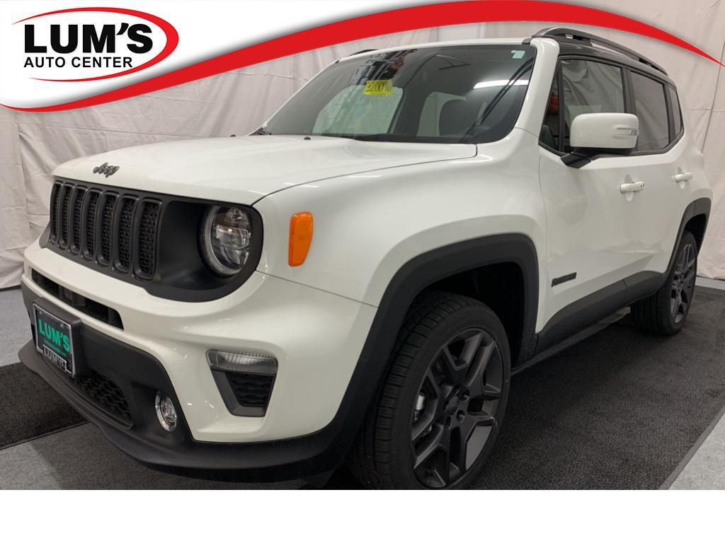2020 Jeep Renegade HIGH ALTITUDE 4X4 Warrenton OR