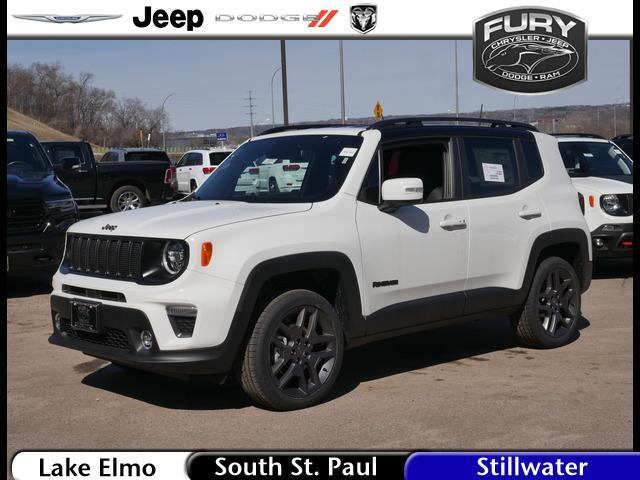 2020 Jeep Renegade High Altitude 4x4 St. Paul MN