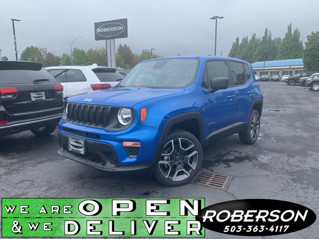 2020 Jeep Renegade JEEPSTER 4X4 Salem OR