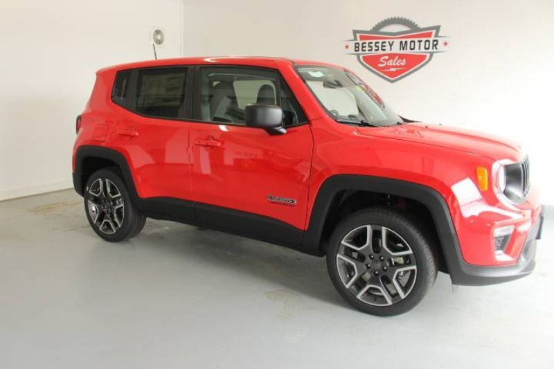 2020 Jeep Renegade JEEPSTER 4X4