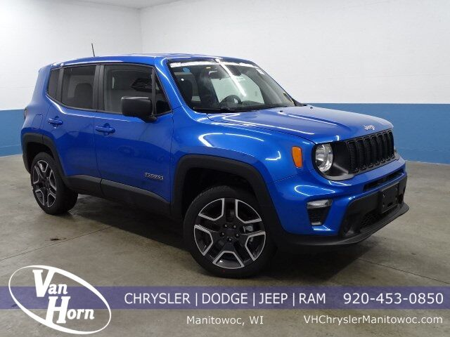 2020 Jeep Renegade JEEPSTER 4X4 Manitowoc WI