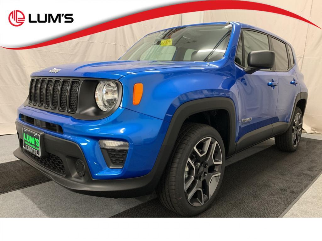 2020 Jeep Renegade JEEPSTER 4X4 Warrenton OR