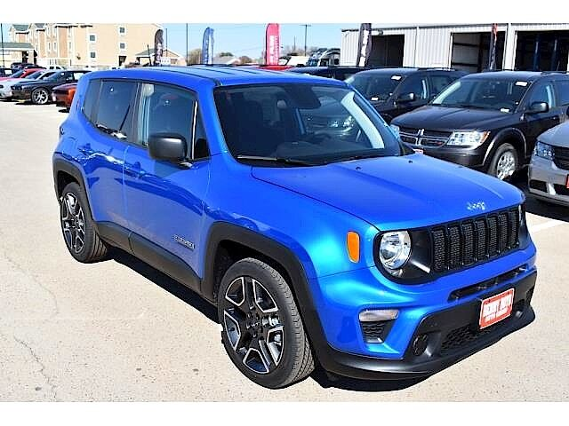 2020 Jeep Renegade JEEPSTER FWD Andrews TX