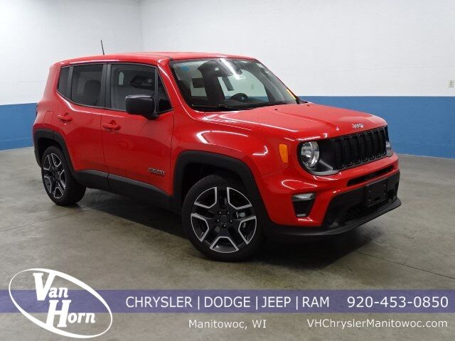 2020 Jeep Renegade JEEPSTER FWD Manitowoc WI