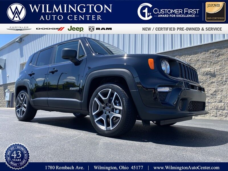 2020 Jeep Renegade JEEPSTER FWD Wilmington OH