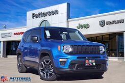2020_Jeep_Renegade_Jeepster_ Wichita Falls TX