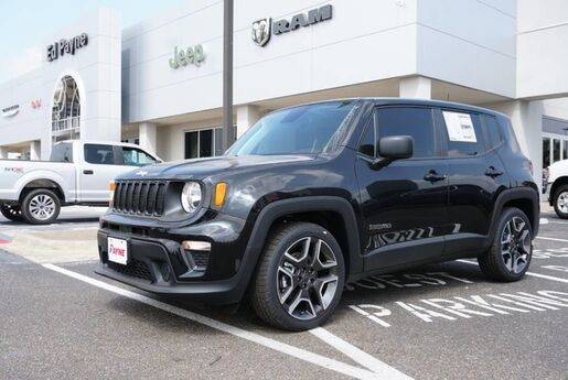 2020 Jeep Renegade Jeepster Rio Grande City TX