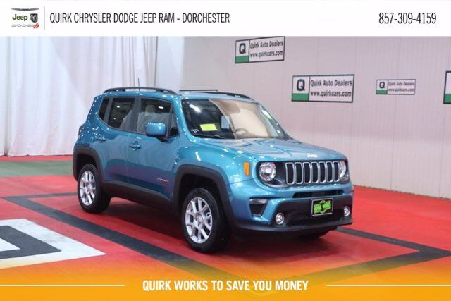 2020 Jeep Renegade LATITUDE 4X4 Boston MA