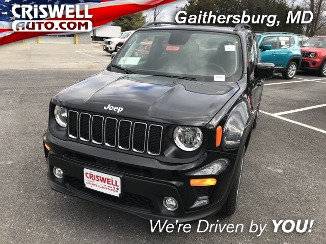 2020 Jeep Renegade LATITUDE 4X4 Gaithersburg MD