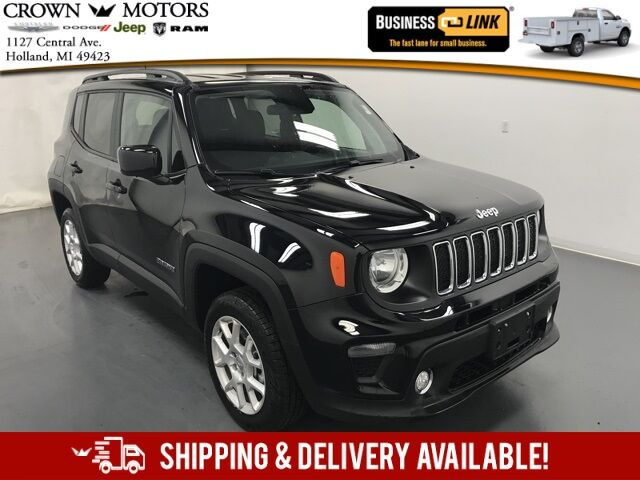 2020 Jeep Renegade LATITUDE 4X4 Holland MI