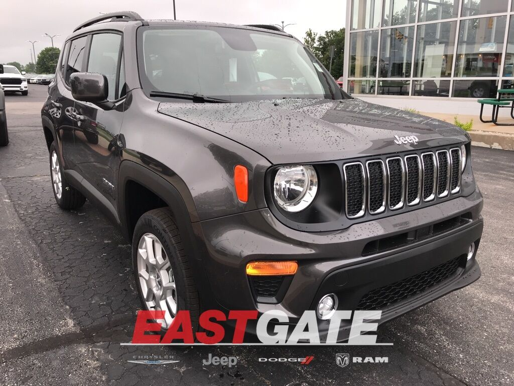 2020 Jeep Renegade LATITUDE 4X4 Indianapolis IN