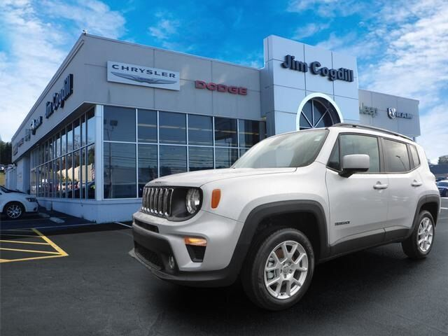 2020 Jeep Renegade LATITUDE 4X4 Knoxville TN