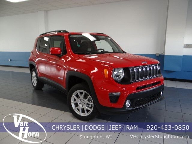 2020 Jeep Renegade LATITUDE 4X4 Stoughton WI