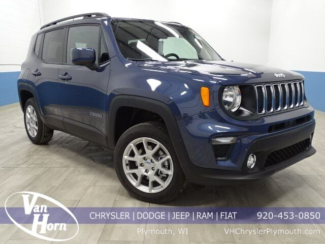 2020 Jeep Renegade LATITUDE 4X4 Plymouth WI