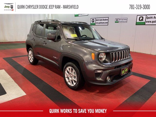 2020 Jeep Renegade LATITUDE 4X4 Marshfield MA