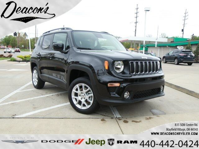 2020 Jeep Renegade LATITUDE 4X4 Mayfield Village OH