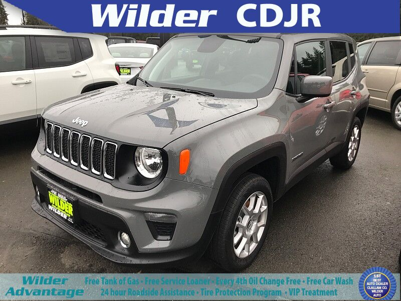 2020 Jeep Renegade LATITUDE 4X4 Port Angeles WA