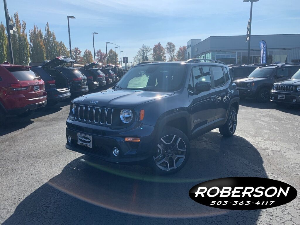 2020 Jeep Renegade LATITUDE 4X4 Salem OR