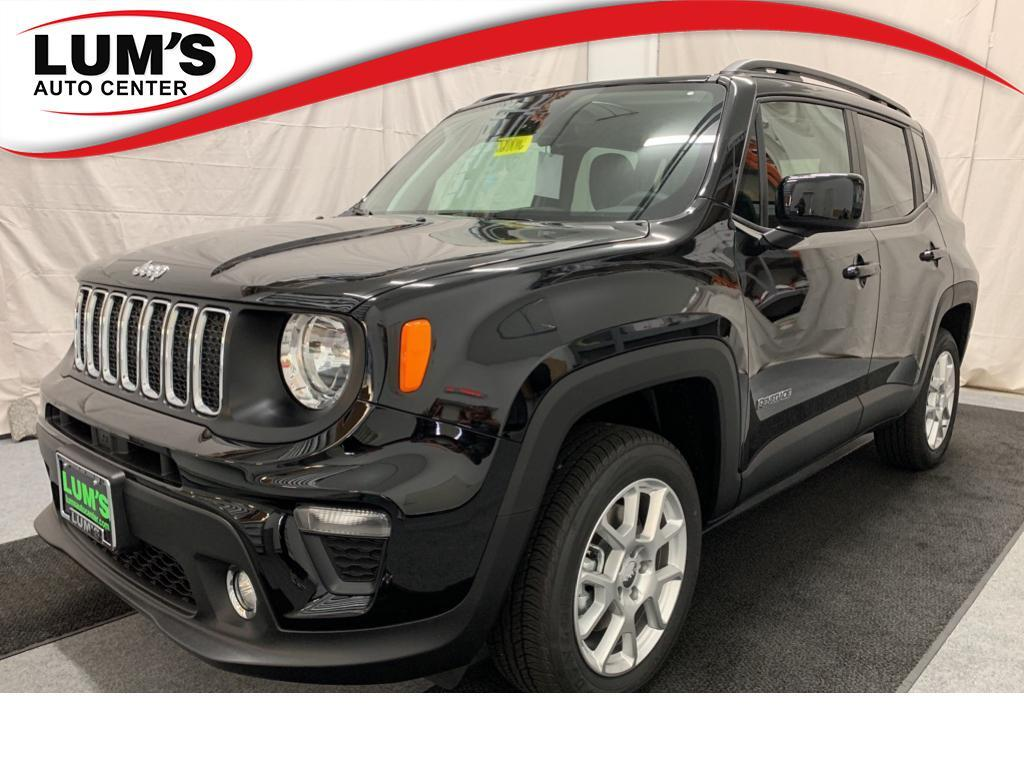 2020 Jeep Renegade LATITUDE 4X4 Warrenton OR
