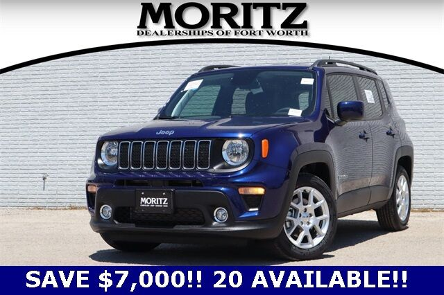 2020 Jeep Renegade LATITUDE FWD Fort Worth TX