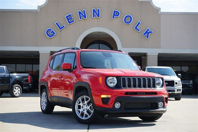 2020 Jeep Renegade LATITUDE FWD Gainesville TX