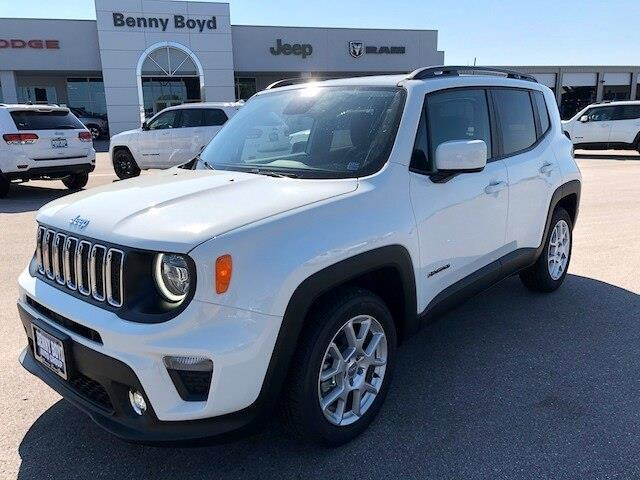 2020 Jeep Renegade LATITUDE FWD Lockhart TX