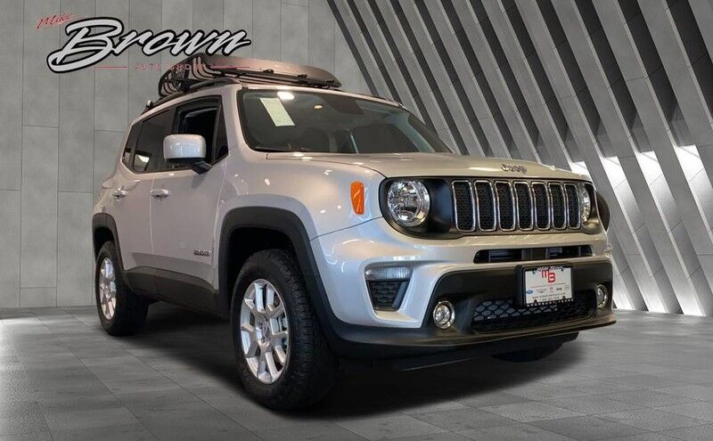 2020 Jeep Renegade LATITUDE FWD Granbury TX