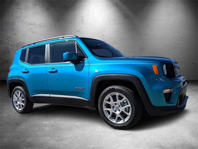 2020 Jeep Renegade LATITUDE FWD Lake Wales FL