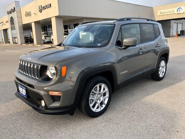 2020 Jeep Renegade LATITUDE FWD Gonzales TX