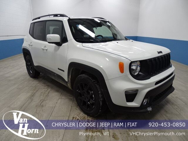 2020 Jeep Renegade LATITUDE FWD Plymouth WI