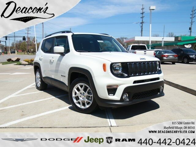2020 Jeep Renegade LATITUDE FWD Mayfield Village OH