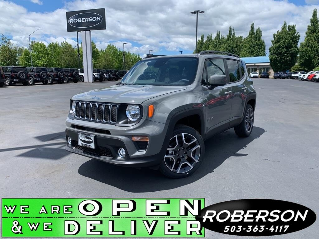 2020 Jeep Renegade LATITUDE FWD Salem OR